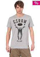 G-STAR 5620 Restany R T S/S T-Shirt grey heather