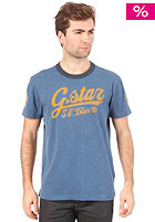 G-STAR 5620 Ski S/S T-Shirt retro blue htr