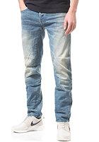 G-STAR A Crotch 3D Tapered - Cyclo Stretch Denim Pant lt aged