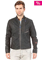 G-STAR Aero Leather Biker Jacket black
