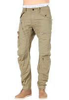 G-STAR Aero Powel 3D Loose Tapered Panzer Nylon Pant sage