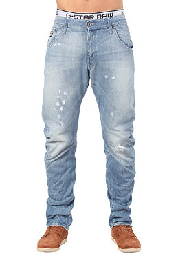 G-STAR Arc 3D Loose Tapered Pant henson denim light aged destroy