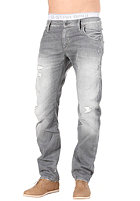 G-STAR Arc 3D Slim Force Grey Denim Pant med aged destry