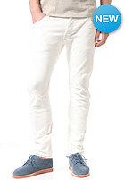 G-STAR ARC 3D Slim - Inza White Stretch Denim Pant 3d aged