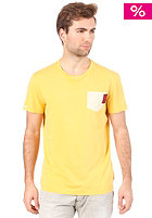G-STAR ART Aspes Pocket R S/S T-Shirt field yellow
