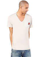 G-STAR ART Diamo Pocket V S/S T-Shirt brick