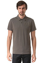 G-STAR Art Polo S/S T-Shirt raw grey