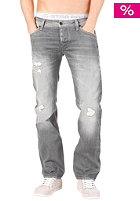 G-STAR Attacc Low Straight Force Grey Denim Pant med aged destry