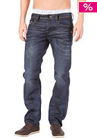 Attacc Low Straight hydrite Denim Pant dark aged