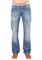 G-STAR Attacc Low Straight Pant azurr denim medium aged