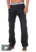 G-STAR Attacc Low Straight Pant blue brace denim vintage aged