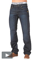 G-STAR Attacc Low Straight Pant explore denim worn in