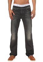 G-STAR Attacc Low Straight Pant force black denim dark aged