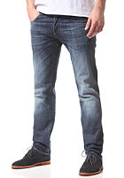 G-STAR Attacc Straight - Blue Delm Stretch Denim Pant dk aged
