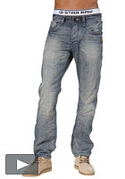 G-STAR Attacc Straight Pant memphis denim lt aged t.p