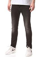 G-STAR Attacc Super Slim - Intor Black Stretch Denim Pant dk aged