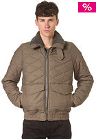 G-STAR Aviator Quilted Bomber Jacket magma