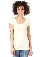 G-STAR Base Deep R T Women Capsule S/S T-Shirt bleach yellow