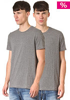 G-STAR Base Htr R 2-Pack S/S T-Shirt castor htr