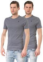 G-STAR Base R 2 Pack S/S T-Shirt dk amann