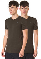 G-STAR Base R 2-Pack S/S T-Shirt dull fearn