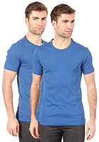 G-STAR Base R 2 Pack S/S T-Shirt true blue