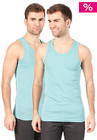G-STAR Base Tank Top 2 Pack dusty turqoise