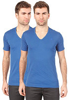 G-STAR Base V S/S T-Shirt 2 Pack true blue