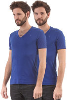 G-STAR Base V T 2-Pack S/S T-Shirt hudson blue