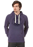 G-STAR Button Hooded Sweat shade