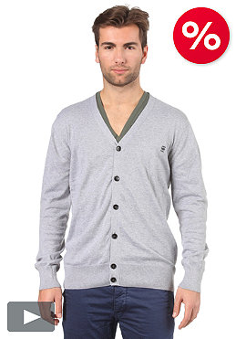 G-STAR CL Guide Knit Cardigan grey heather