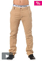 G-STAR CL New Bronson Chino Tapered Pant hamilton cord nepal