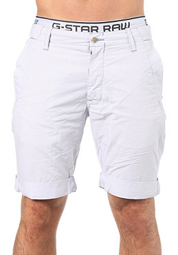 G-STAR CL New Bronson Chino Tapered Walkshort pastel grey/white