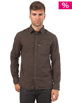 G-STAR Co Destin Lawrence Roll-Up  L/S Shirt lawrence poplin od raven