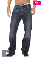 G-STAR Coder Straight Pant arizona denim rugby wash