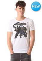 G-STAR Combred 1 Slim R T S/S T-Shirt lt cool rib - white