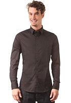 G-STAR Correct Core L/S Shirt comfort office popli - black