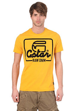 G-STAR Dakota R T S/S T-Shirt saffron