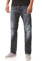 G-STAR Defend Straight Pant comfort delm denim - dk aged