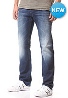 G-STAR Defend Straight Pant comfort langly denim - medium aged