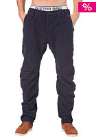 G-STAR Didley 3D Chino Loose Tapered Coj Pant React Cord Od brittany blue