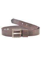 G-STAR Duko Belt cuba leather - dk brown
