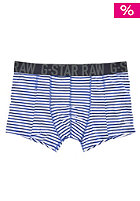 G-STAR Fagan Stripe Sport Boxershort lt stretch jersey - hudson blue/wht
