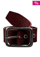 G-STAR Fine Basic Belt oxblood