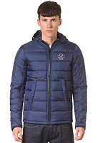 G-STAR Fraser Quilted L/S Hooded Overshirt imperial blue