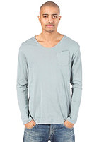 G-STAR GS Regular Deep L/S T-Shirt bolt grey