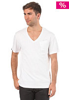 G-STAR GS  Regular V T S/S T-Shirt white