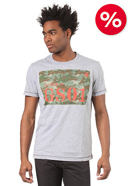 G-STAR Halo Logo R T S/S T-Shirt grayish grey heather