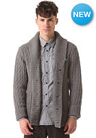 G-STAR Higging Knit L/S Cardigan oxford cable knit - castor htr