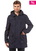 G-STAR Lamond Duffle Wool Coat Jacket Nelson Wool naval blue